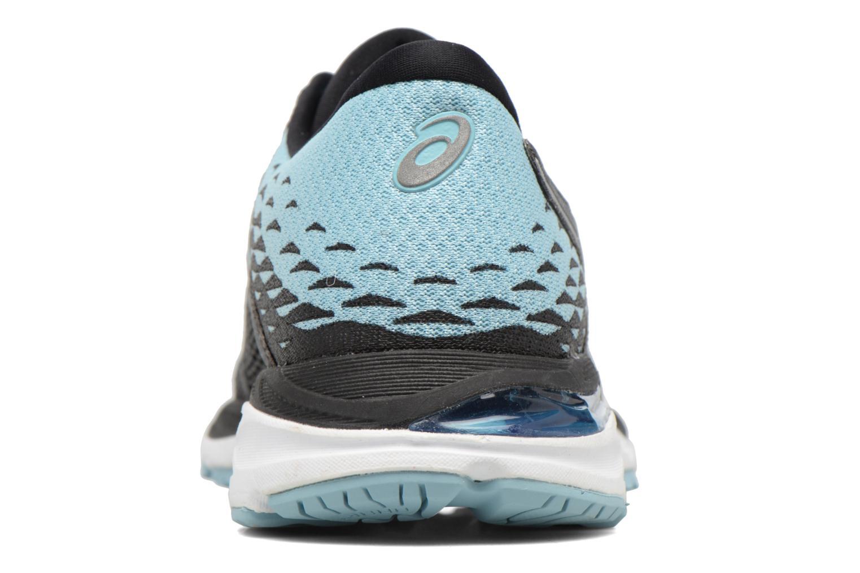 Chaussures de sport Asics Gel-Cumulus 19 W Noir vue droite