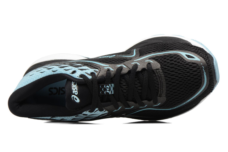 Chaussures de sport Asics Gel-Cumulus 19 W Noir vue gauche