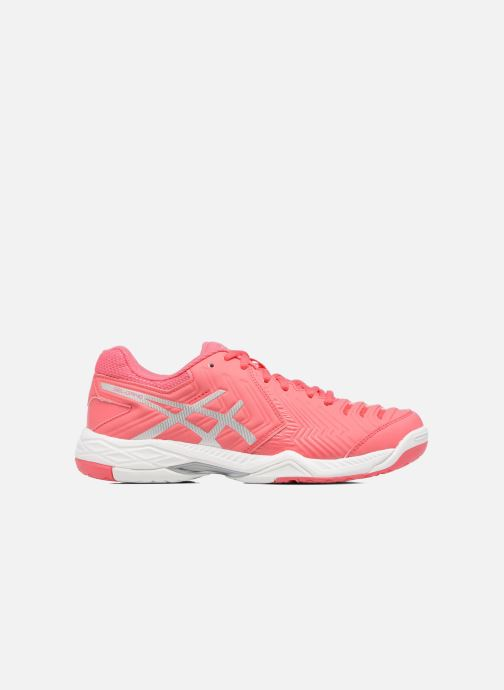 Sport shoes Asics Gel-Game 6 Pink back view