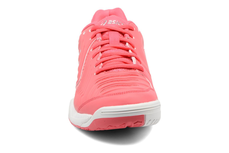 Chaussures de sport Asics Gel-Game 6 Rose vue portées chaussures