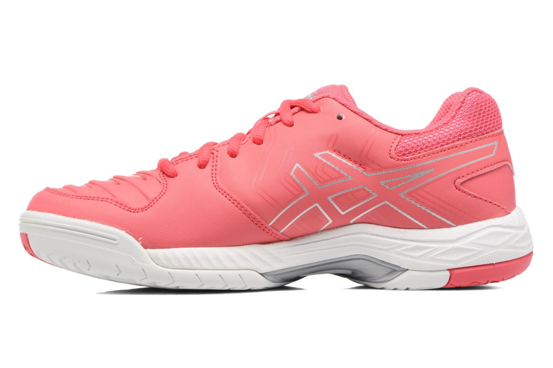Chaussures de sport Asics Gel-Game 6 Rose vue face
