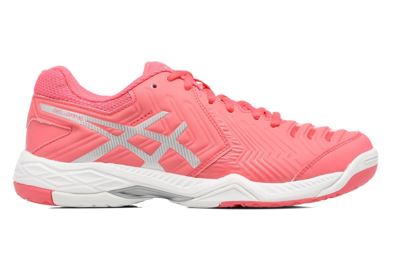 Chaussures de sport Asics Gel-Game 6 Rose vue derrière