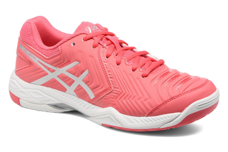 Chaussures de sport Asics Gel-Game 6 Rose vue détail/paire