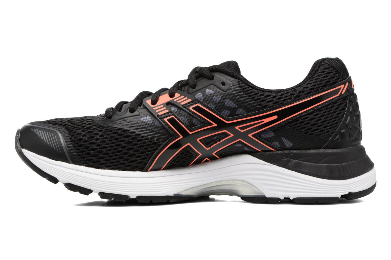 Chaussures de sport Asics Gel-Pulse 9 W Noir vue face