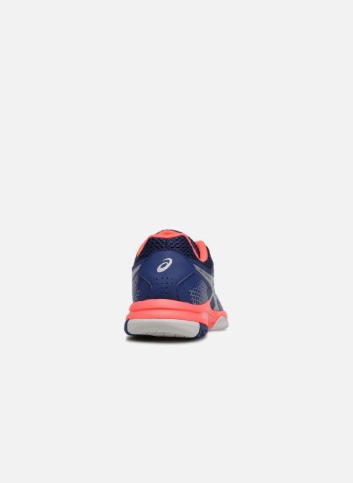 Sportschoenen Asics Gel-Rocket 8 W Blauw rechts