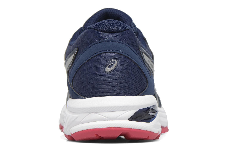 Chaussures de sport Asics GT 1000 6 W Bleu vue droite
