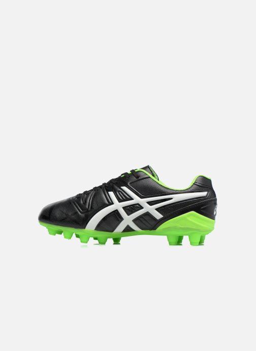 Chaussures de sport Asics Match Cs W Noir vue face