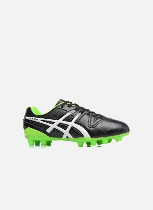 Chaussures de sport Asics Match Cs W Noir vue derrière