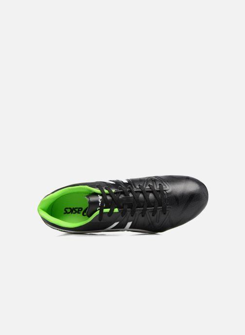 Chaussures de sport Asics Match Cs W Noir vue gauche