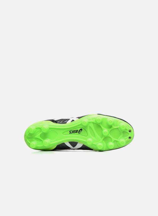 Chaussures de sport Asics Match Cs W Noir vue haut