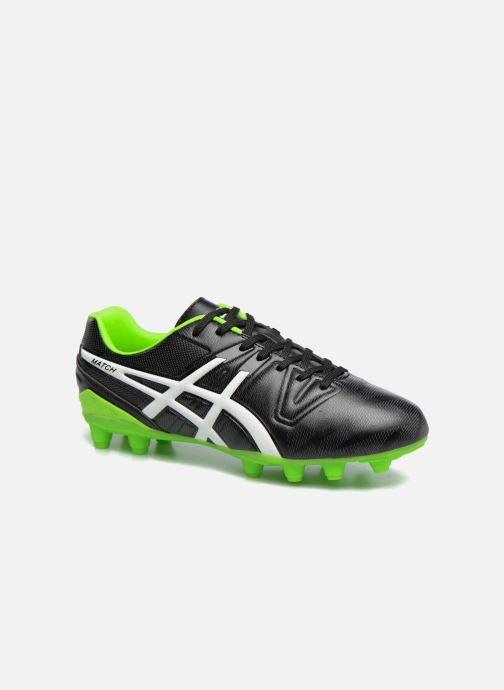 Chaussures de sport Asics Match Cs W Noir vue détail/paire
