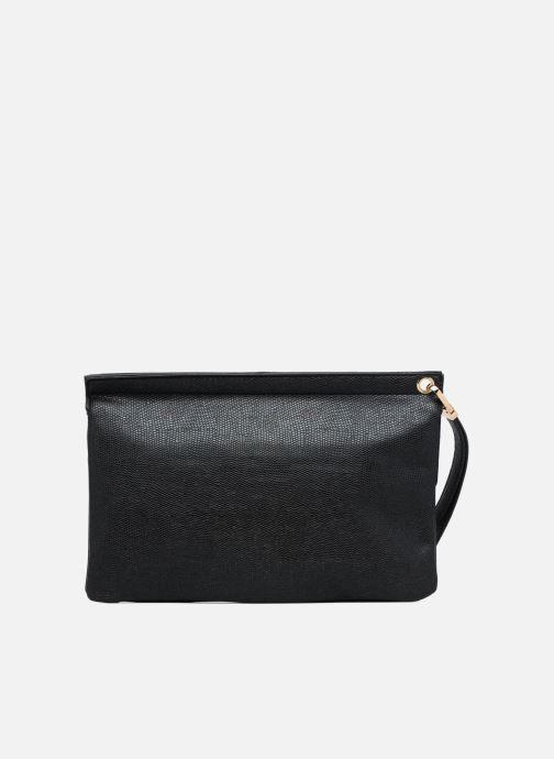 Handtaschen Les P'tites Bombes Pochette schwarz ansicht von vorne