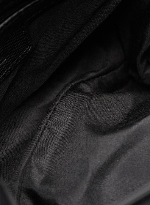 Handtaschen Les P'tites Bombes Pochette schwarz ansicht von hinten