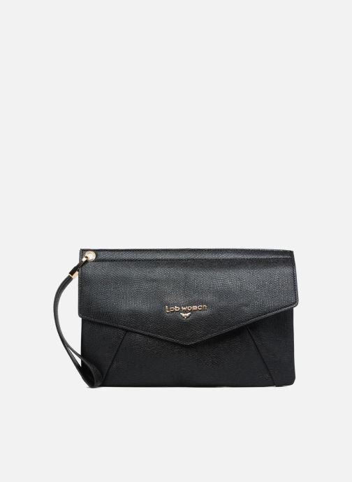 Handtaschen Les P'tites Bombes Pochette schwarz detaillierte ansicht/modell
