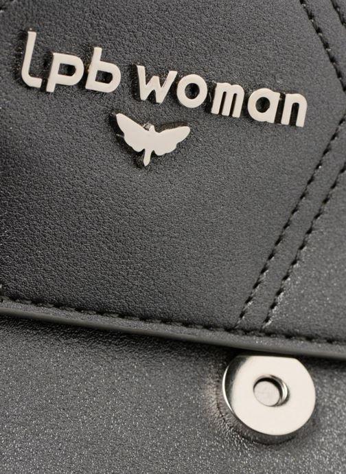 Håndtasker Les P'tites Bombes Pochette chaine Grå se fra venstre