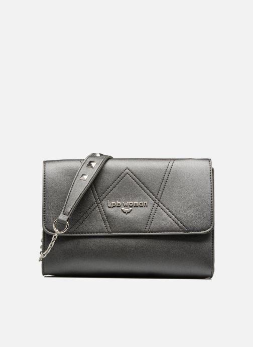Handtaschen Les P'tites Bombes Pochette chaine grau detaillierte ansicht/modell