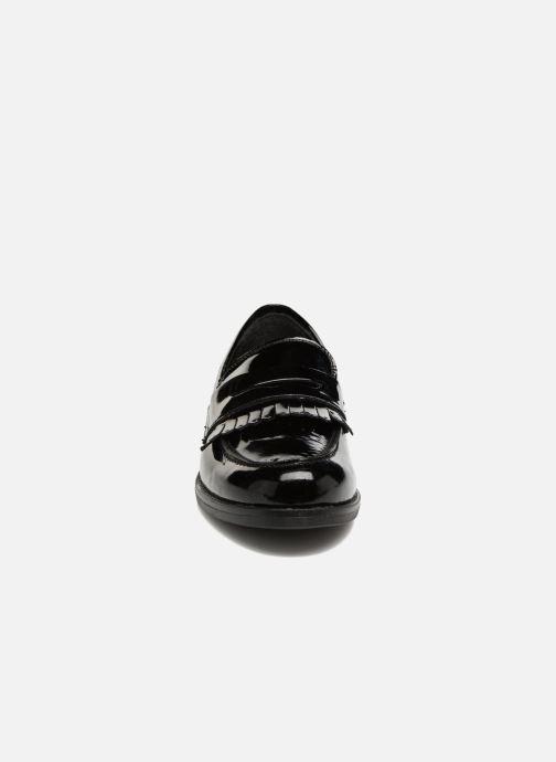 Slipper Georgia Rose Antho schwarz schuhe getragen