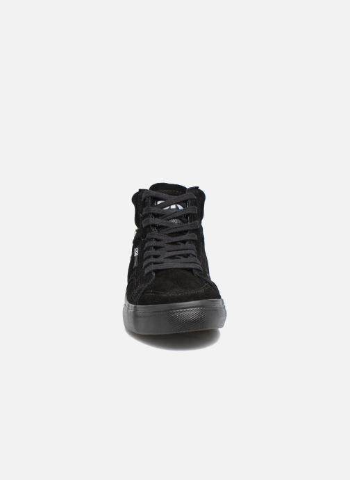 Sneaker British Knights Parrot Mid schwarz schuhe getragen
