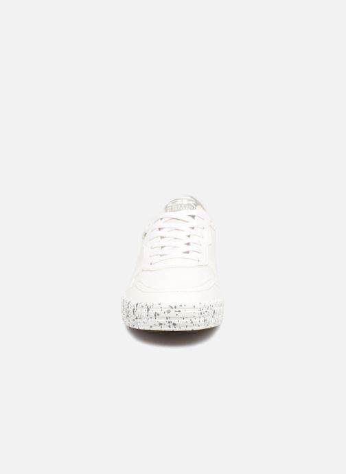 Baskets British Knights Foster Blanc vue portées chaussures