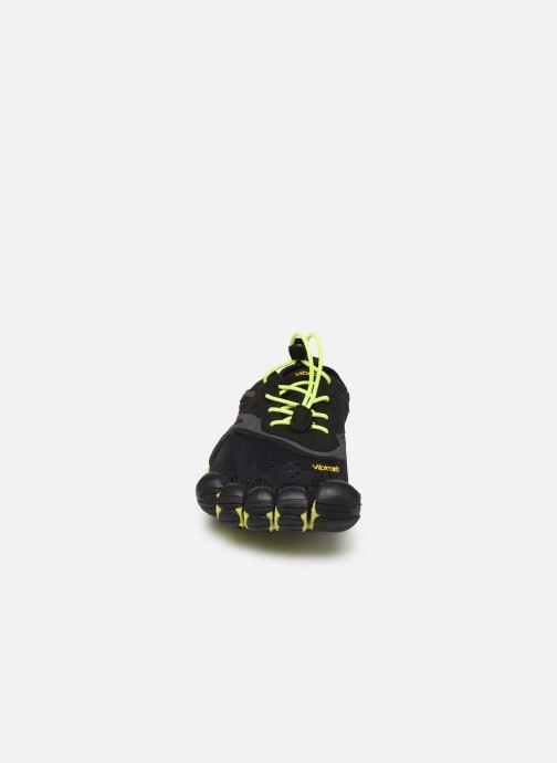 Chaussures de sport Vibram FiveFingers V-Run Noir vue portées chaussures