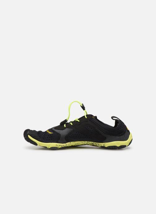 Chaussures de sport Vibram FiveFingers V-Run Noir vue face