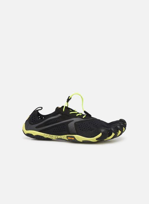 Chaussures de sport Vibram FiveFingers V-Run Noir vue derrière