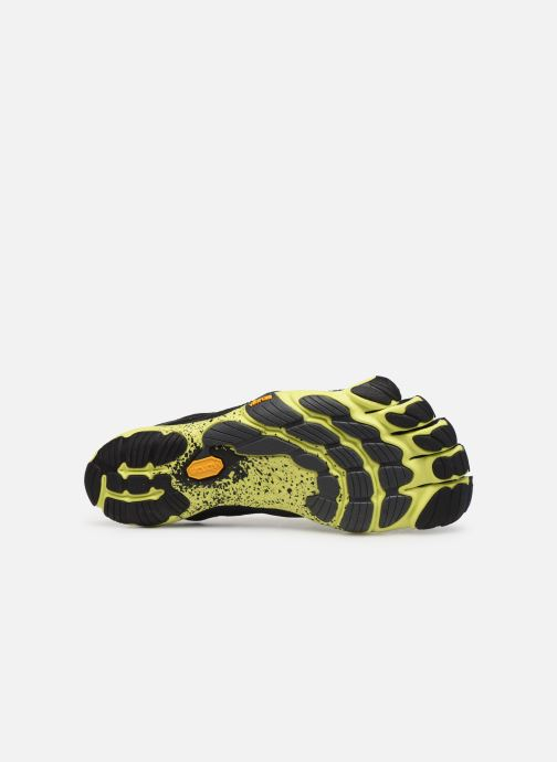 Chaussures de sport Vibram FiveFingers V-Run Noir vue haut