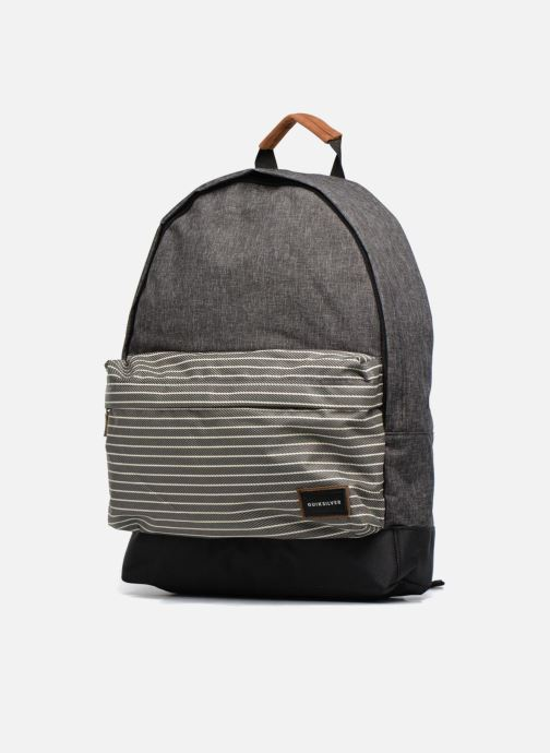 Rucksacks Quiksilver Everyday Poster Plus Grey model view