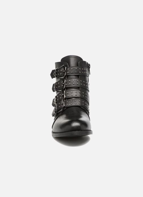 Bottines et boots I Love Shoes THRIDE Noir vue portées chaussures
