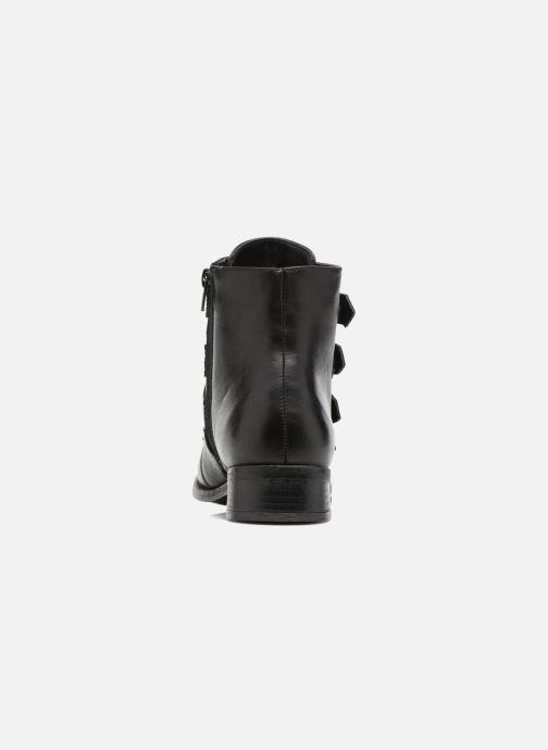 Boots en enkellaarsjes I Love Shoes THRIDE Zwart rechts