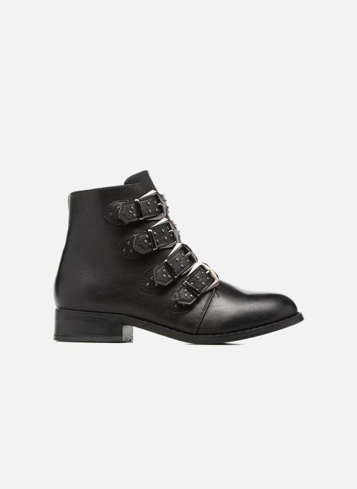 Boots en enkellaarsjes I Love Shoes THRIDE Zwart achterkant
