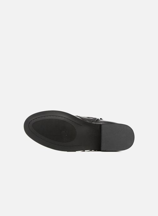 Boots en enkellaarsjes I Love Shoes THRIDE Zwart boven