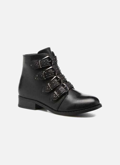 Ankelstøvler I Love Shoes THRIDE Sort detaljeret billede af skoene