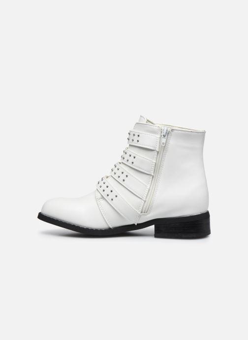 Botines  I Love Shoes THRIDE Negro vista de frente