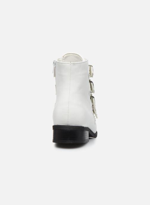Botines  I Love Shoes THRIDE Negro vista lateral derecha