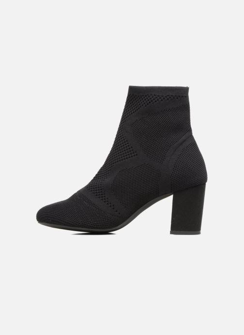 Stiefeletten & Boots I Love Shoes THOSET Stretch schwarz ansicht von vorne