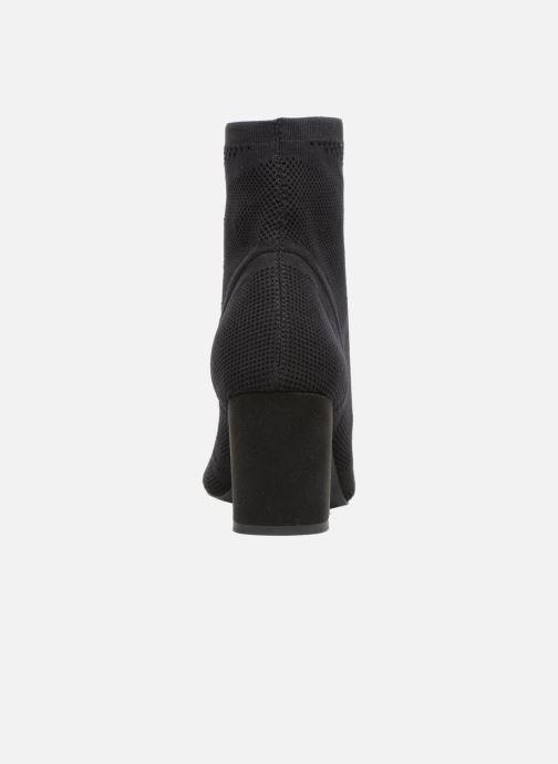 Botines  I Love Shoes THOSET Stretch Negro vista lateral derecha