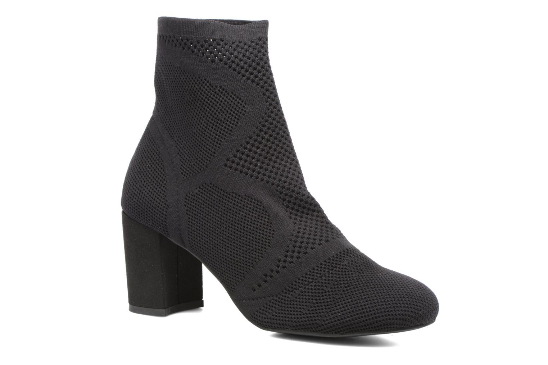 Botines  I Love Shoes THOSET Stretch Negro vista de detalle / par