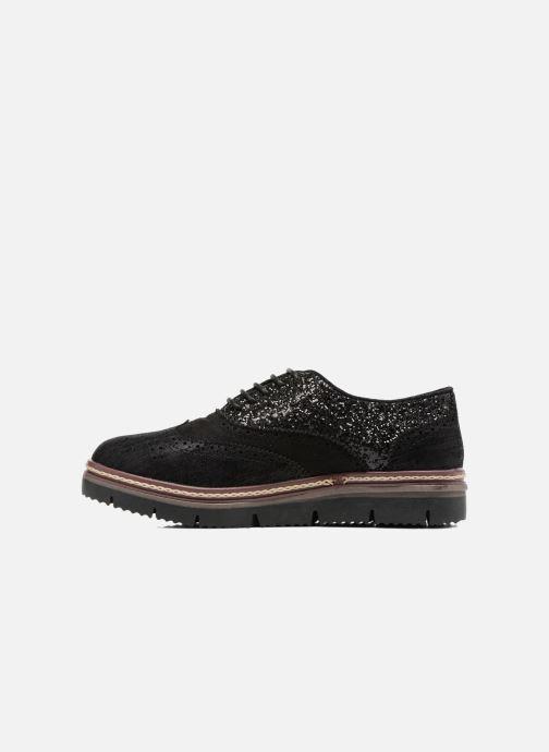 Chaussures à lacets I Love Shoes THELI Noir vue face