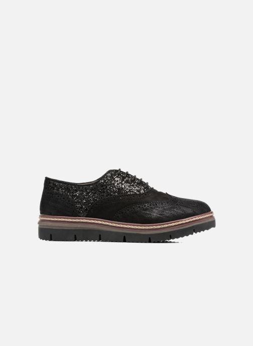 Zapatos con cordones I Love Shoes THELI Negro vistra trasera