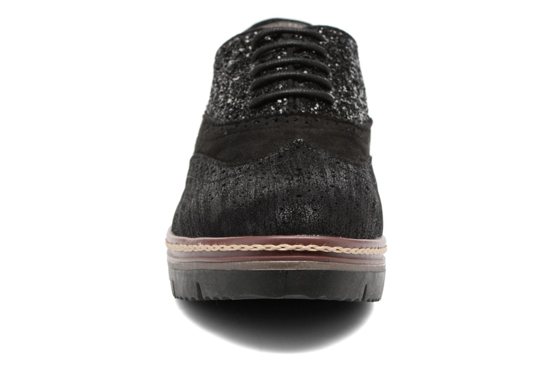 Botines  I Love Shoes THELI Negro vista del modelo