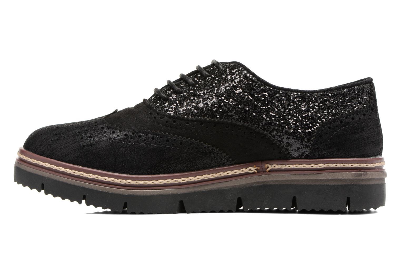 Bottines et boots I Love Shoes THELI Noir vue face