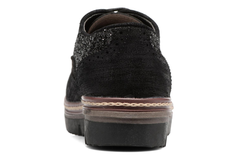 Botines  I Love Shoes THELI Negro vista lateral derecha