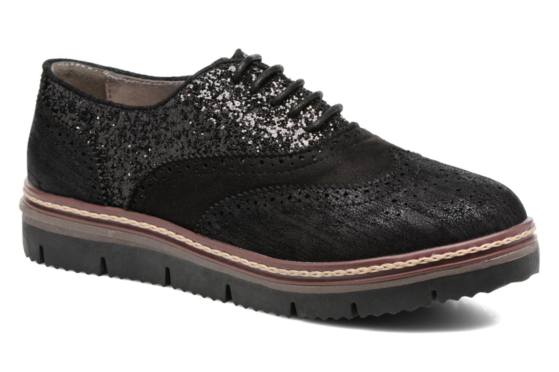 Botines  I Love Shoes THELI Negro vista de detalle / par