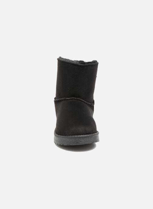 Stivaletti e tronchetti I Love Shoes THOUCHAUD Nero modello indossato
