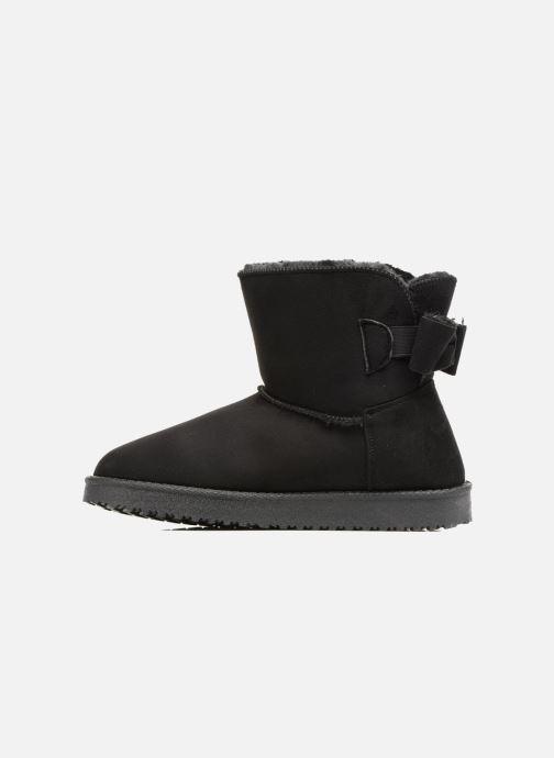 Boots en enkellaarsjes I Love Shoes THOUCHAUD Zwart voorkant