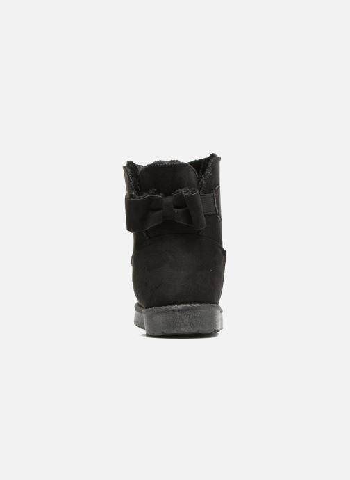 Botines  I Love Shoes THOUCHAUD Negro vista lateral derecha