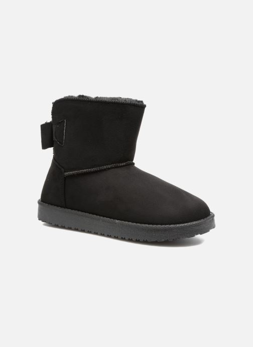 Botines  I Love Shoes THOUCHAUD Negro vista de detalle / par