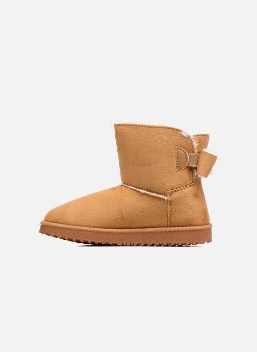Bottines et boots I Love Shoes THOUCHAUD Marron vue face