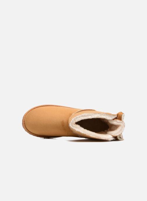 Bottines et boots I Love Shoes THOUCHAUD Marron vue gauche